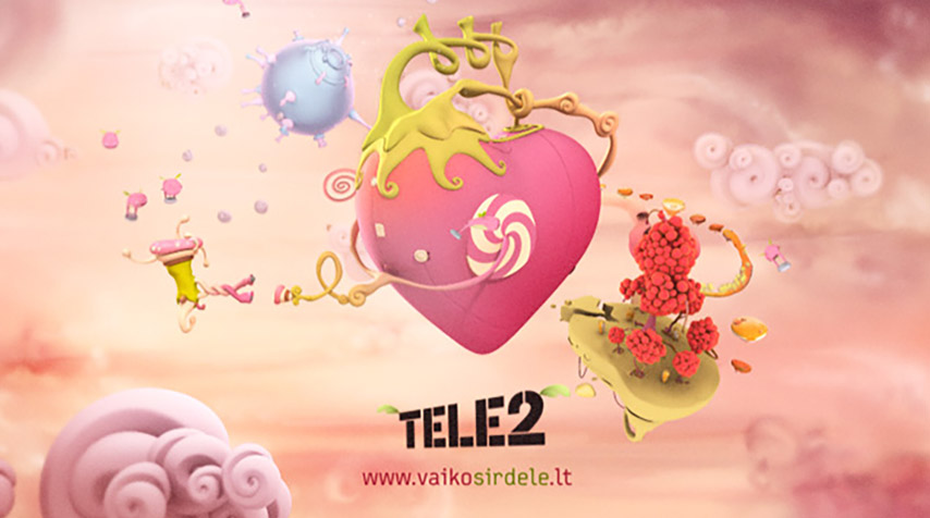 Tele2 // Child's Heart